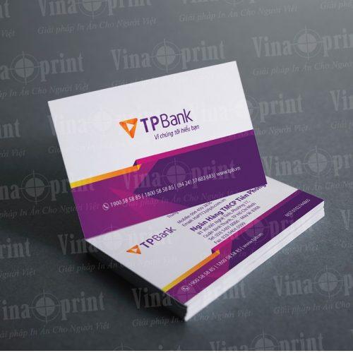 Name card ngân hàng TPBank